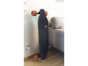 Boosted board floor stand