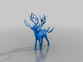 3 Headed Deer Abomination