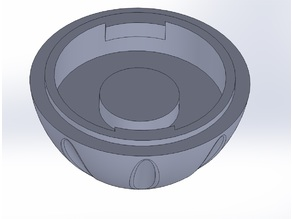 Headlamp Battery Cap