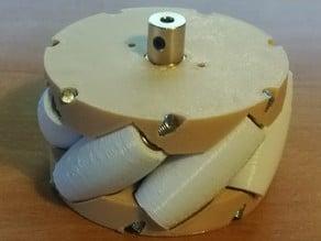 Mecanum wheel WIP