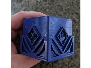 Star Wars Holocron Dice Box