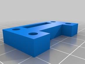 FLSun Cube 3D Fan Mount (Original Reengineered)