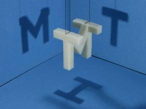 MIT Shadow Sculpture