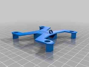Hubsan X4 Quadcopter Replacement Frame