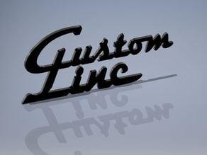 Custom Line Emblem
