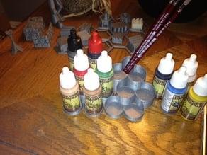 Model Painting Kit