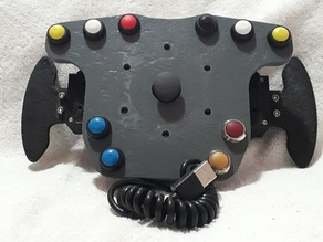 OSW Magnetic Paddle Shifter