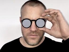 Open Glasses Model #003