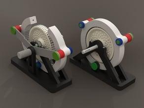 Neodymium engine