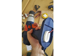 Cordless Drill Adapter