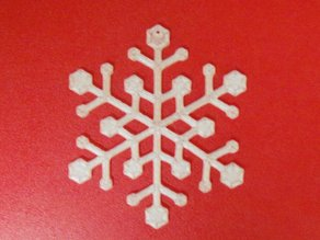 Snow Flake 003
