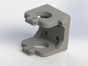 PCB Milling Attachment for a Prusa i3 Rework