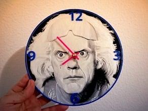 Reloj Regreso al futuro