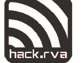 HackRVA Logos, Signs, Etc
