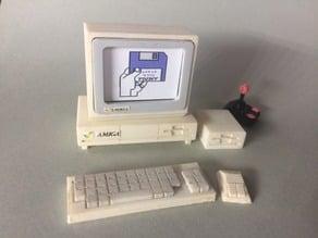 Mini A1010 Floppy Drive for the AMIGA 1000