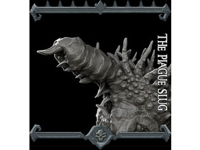 The PLAGUE SLUG - Sign Up for our newsletter and get more!!!!