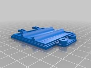 LEGO Duplo train battery door