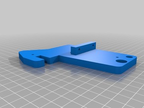 Anet a6 top plate