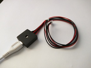 Case for Pixhawk RGB USB Module External LED Indicator for PIX Flight Controller