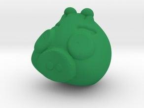green piggy  3