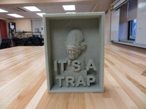 "Admiral Ackbar ""It's a Trap"" Panaroma"