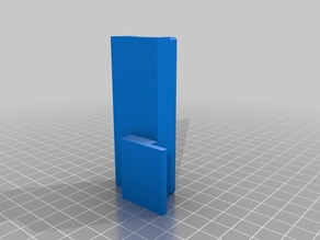 My Customized Taulman Spool Holder with Filament Guide