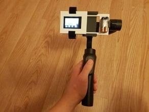 Gopro 6 smartphone gimbal adapter