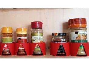 Gewürzhalter / Spice holder / Porte-épices