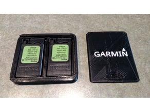 Garmin 430/530WAAS GPS Data Card Case