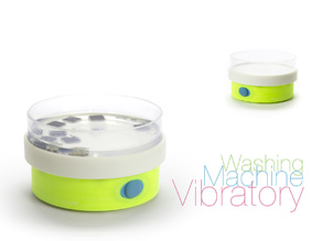 Vibratory Washing Machine