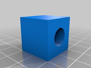 Calibration cube