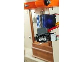 Autoleveler Z Probe E3D attachment