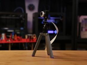 Raspberry Pi Camera Case and Tripod
