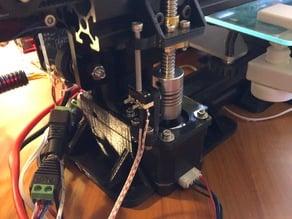 Tevo Tarantula HD Bracket with inverted Z motor mount