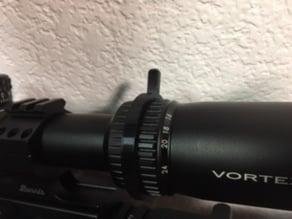 Vortex Diamondback Tactical Throw Lever