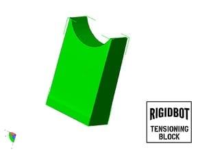 Rigidbot tensioning block