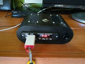 MP3 Player and FM Radio