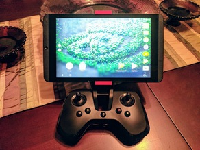 Parrot Flypad Nvidia Shield K1 Mount (works with other controllers)