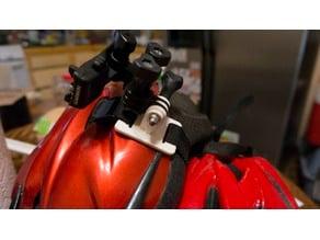Camera Mount for Bike Helmet