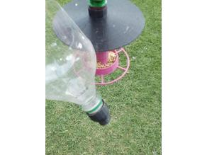 Mix and Match Birdfeeder - Smaller holes and funnel cap