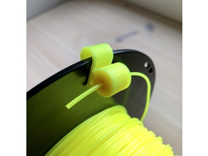 The Duck Junior -  Dust Filter Clip for 1.75mm Filament