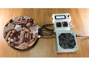 DIY Filament Dehydrator Oven