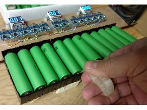 18650 Lithium Cell / Battery Extractor
