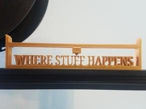 Where ______ Happens