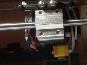 Wanhao Duplicator i3 belt support brace