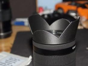Canon 18-55 stm lens hood.