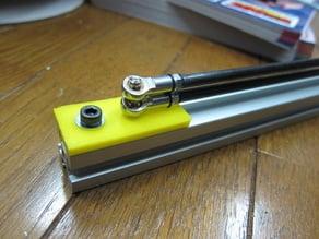 Rod assembly jig