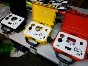 Nanuk - 904 charging station lid