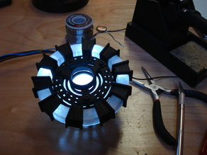 Tony Stark's Arc Reactor
