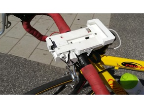 ULTIMATE PHONE BIKE HOLDER & CHARGER GBI-2018 EDITION